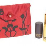 what i'm giving today: lipstick queen's poppy purse