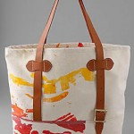 what i want today: alexandra cassaniti tote bag