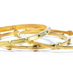 what i want today: studded bangles