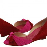 what i want today:  kate spade coralee wedges
