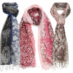 what i want today:  epice scarves