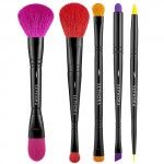 beauty buzz: sephora's color-dipped brush collection