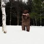 a big bear hug…