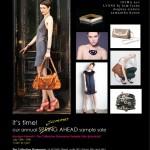 sample sale alert: hayden-harnett & friends
