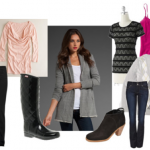 styled alternatives: winter layering