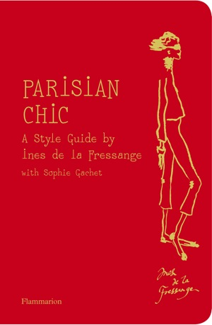 Parisian Chic cover must read: parisian chic
