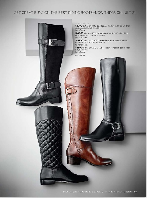 Via Spiga Kacey riding boot 259 this just in: nordstrom anniversary sale preview!