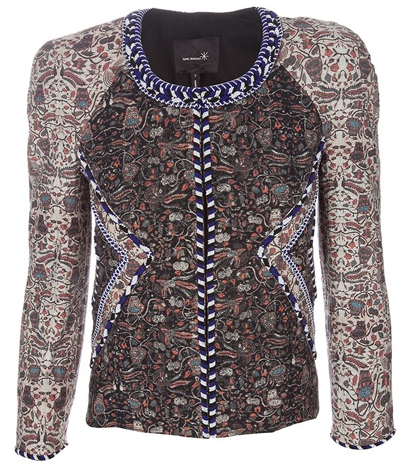 marant jacket luxe or less: isabel marant