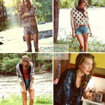 styled alternatives: cardigan fall 2011