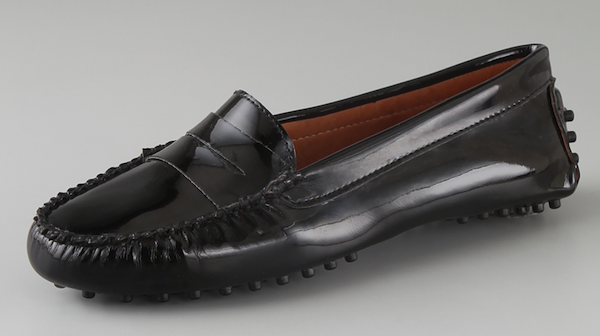 JC Hybrid Mocky Penny Driving Flats falling for...loafers