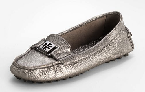 TB Metallic Driver falling for...loafers