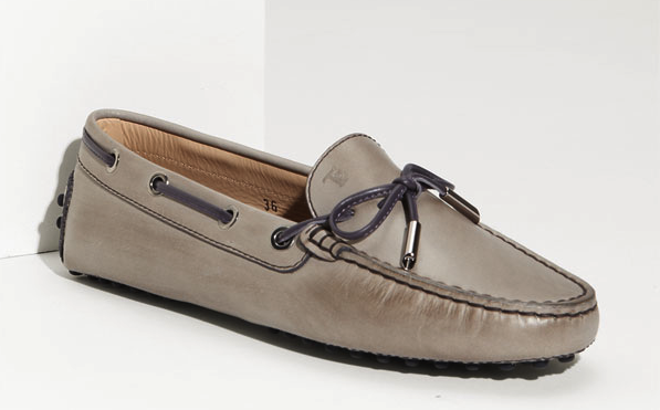 Tods Driving Moc falling for...loafers