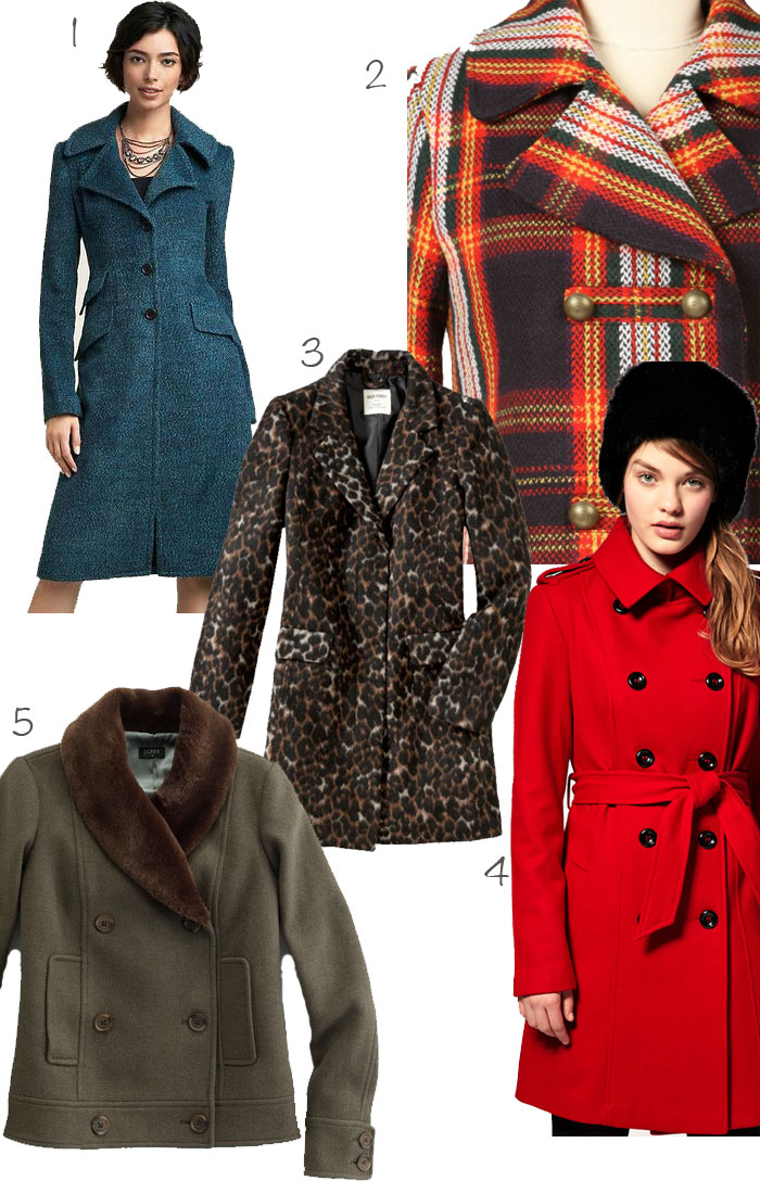 fall coats bargain1 cheap thrills: fall coat bargains