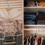 the how-to: conquering a tiny closet