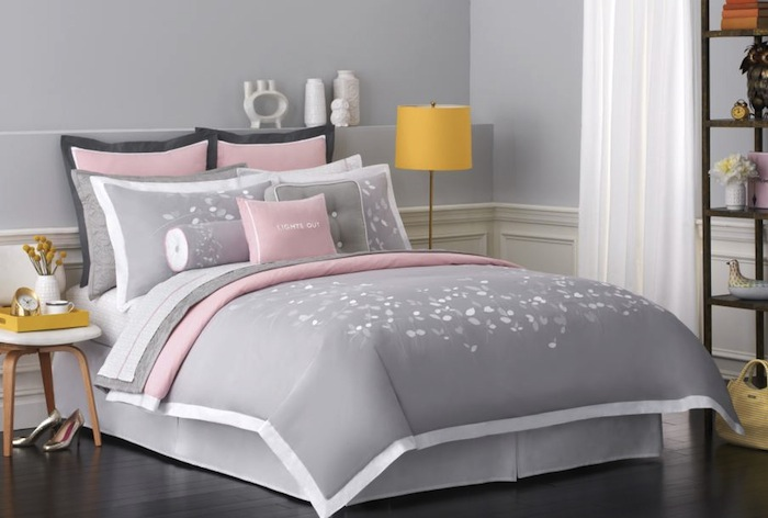 ks Thistle Street kate spade new york goes to bed...