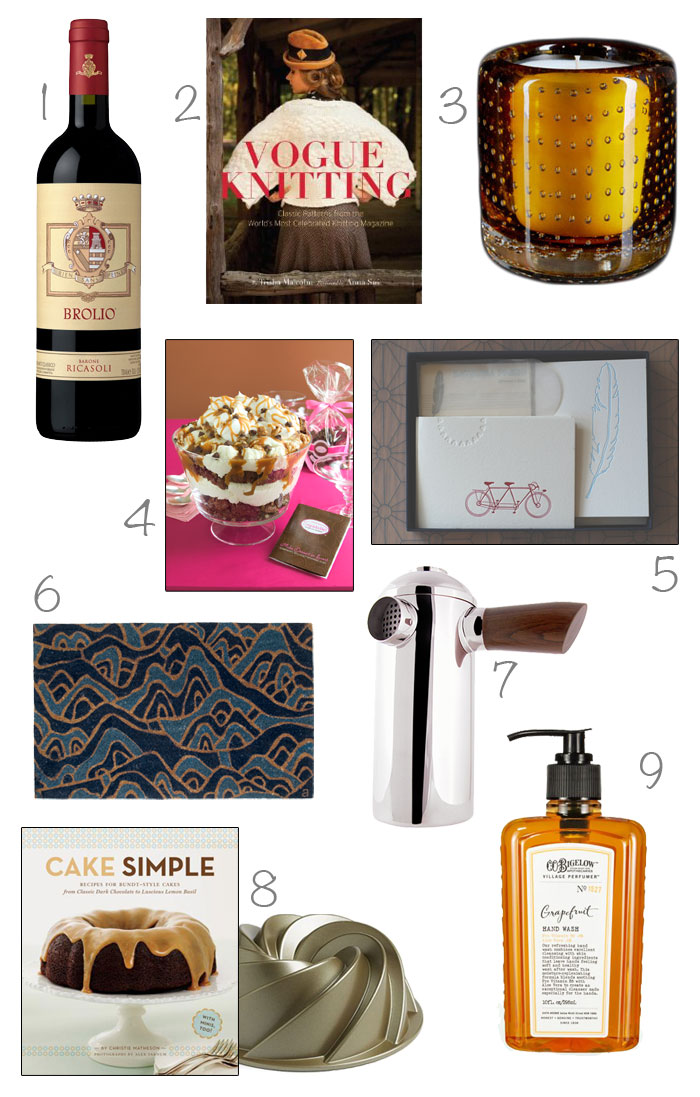 theperfecthost get gifting: the holiday hostess