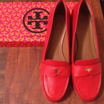 off the rack: tory burch penny loafer