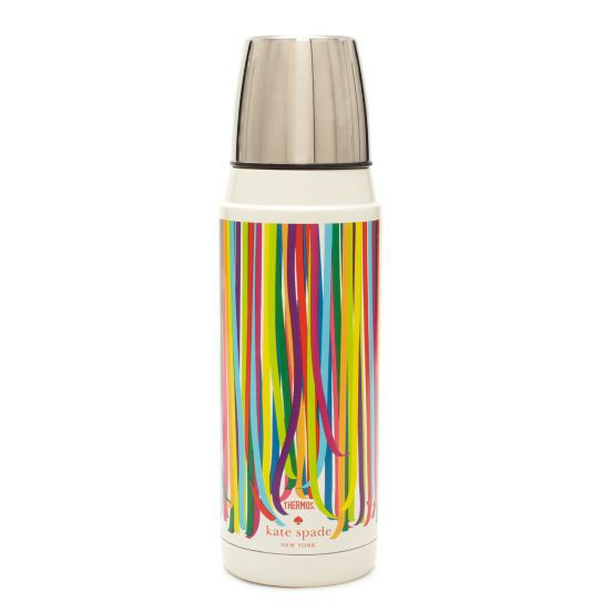 kate spade thermos trend to try: brights + stripes
