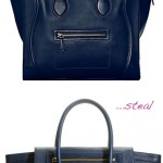 splurge vs steal: celine luggage tote