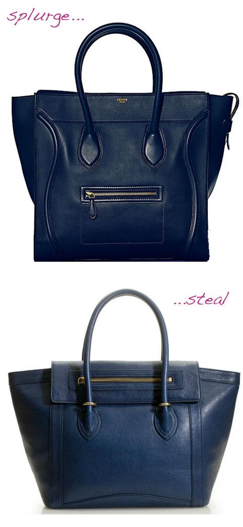where to buy a celine handbag - splurge vs steal: celine luggage tote - shopping's my cardio