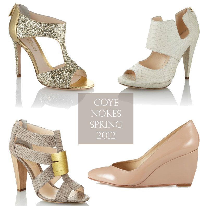 coye nokes ss12 currently coveting: coye nokes