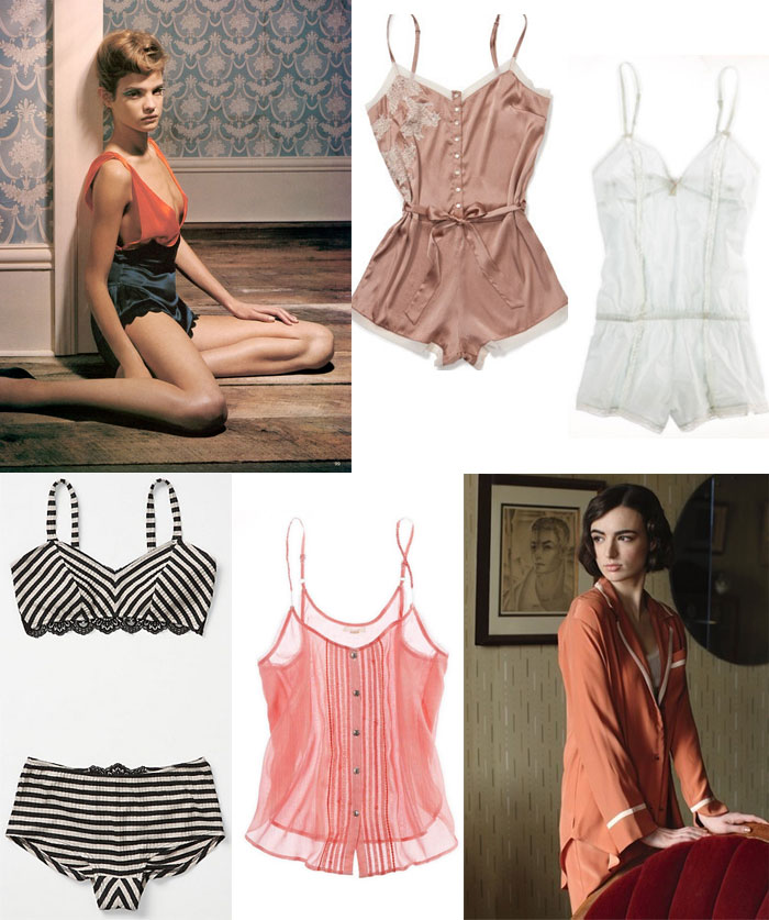 lounge2 trend to try: sexy loungewear