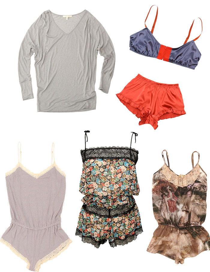 lounge5 trend to try: sexy loungewear