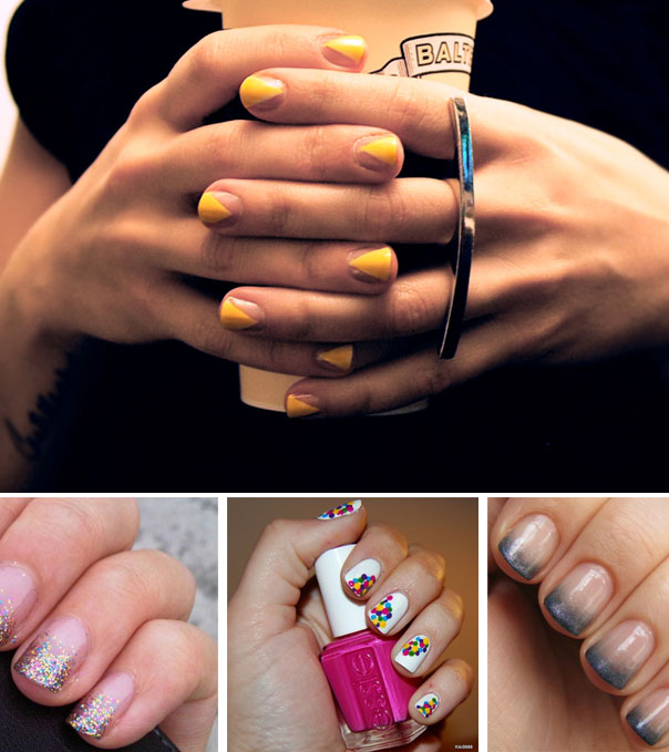 trend to try nails 2 trend to try: the bold manicure