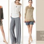 sneak peek: vince spring 2012