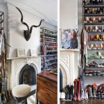 asked and answered: stylish shoe storage