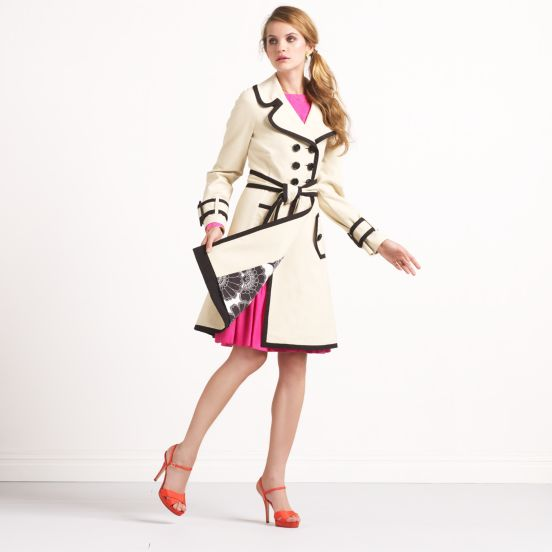 kate spade trench friday finds: updated classics