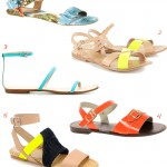sunshine on my soles: the best spring sandals so far