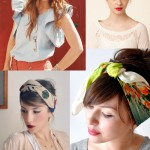 trend to try: the head scarf