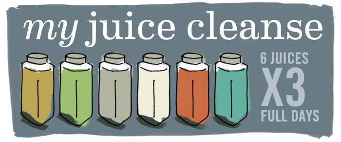 Juice Illo MyJuiceCleanse beauty buzz: the juice cleanse