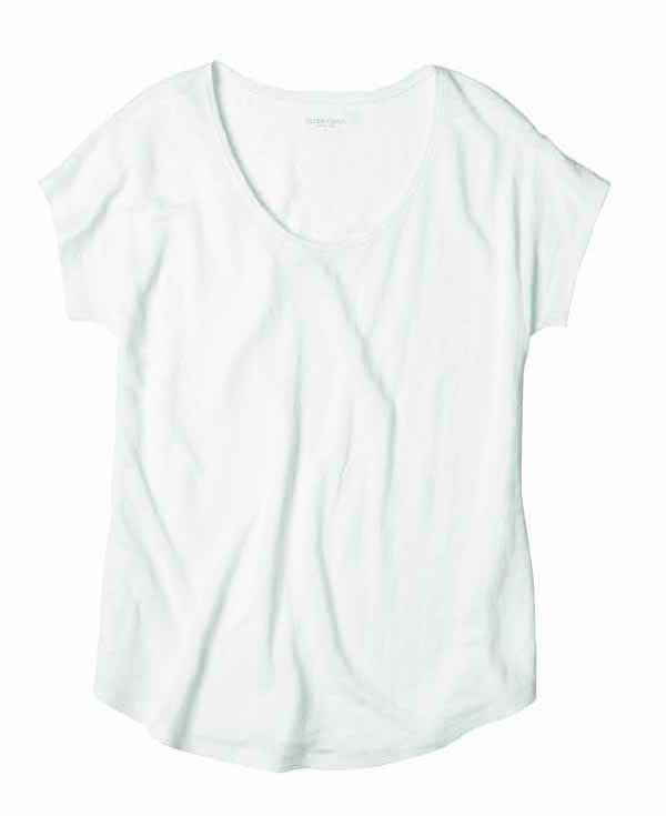 EF smc giveaway: the perfect white tee!