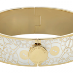 all in the details: bendel's classic bangle