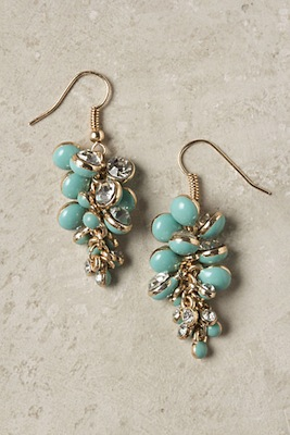 all in the details: turquoise!
