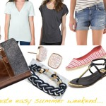 travel in style: the perfect summer packing list!
