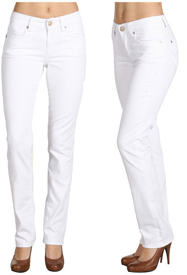 white denim white denim: the how to
