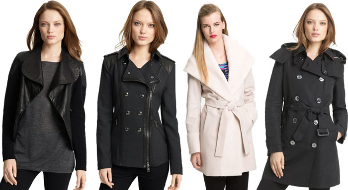 coats nordstrom anniversary sale preview 2012!