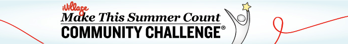ivillage banner elsewhere: ivillage summer challenge!