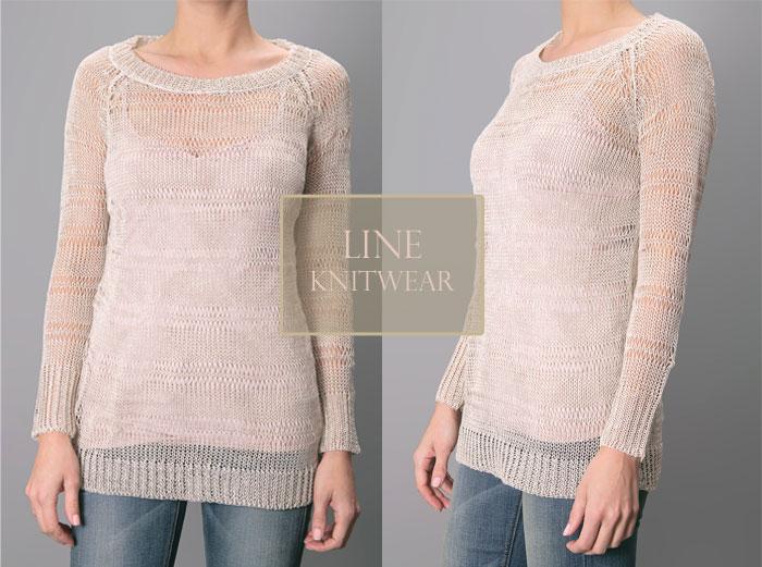 line1 smc giveaway: line knitwear
