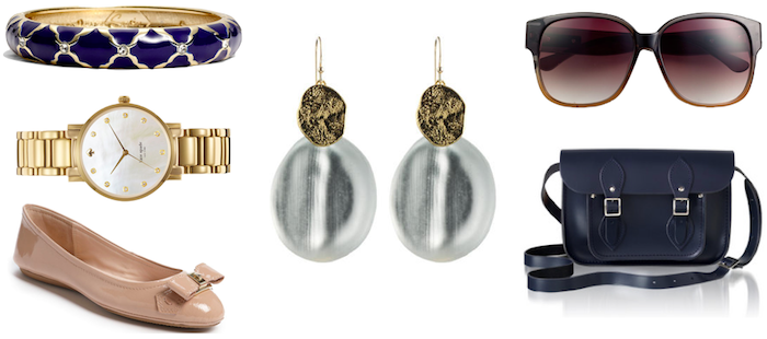 details 8 all in the details: alexis bittar wafer earrings