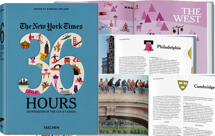 36 hrs travel in style: the NYT 36 hours