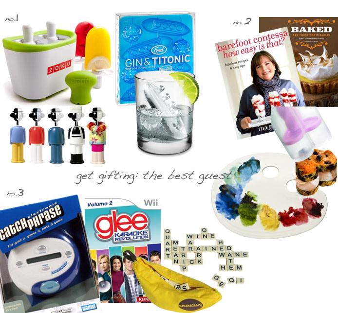 hostess get gifting: the best guest