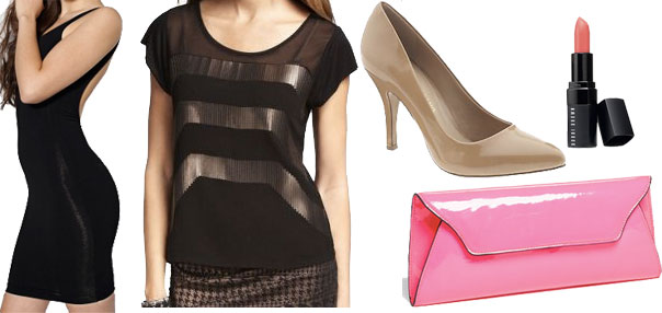 sheer2 trend to try: embellished sheer