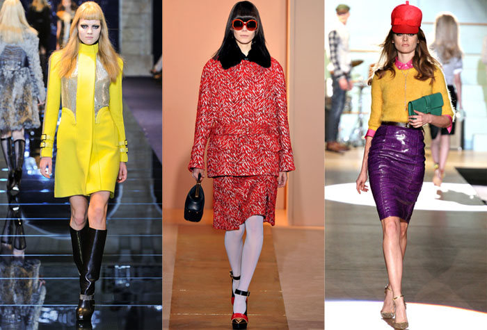 runway inspiration trend to try: mad for mod
