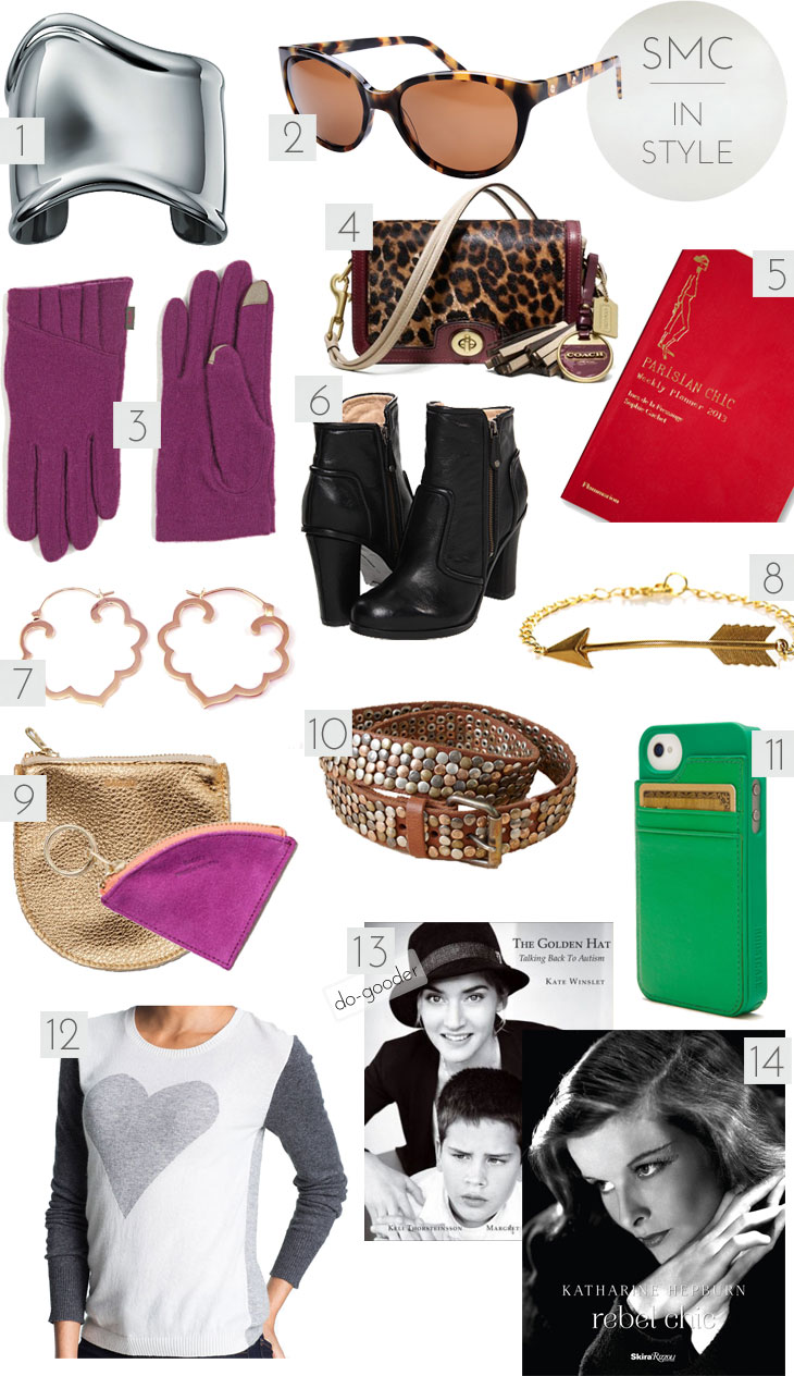 SMC gift guide in style get gifting: in style