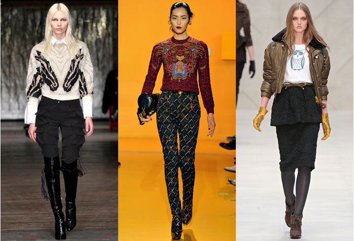 runway inspiration trend to try: critter control