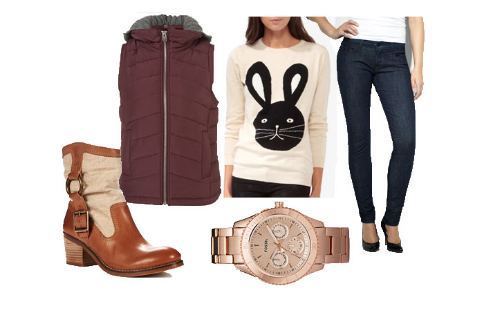weekend outfit trend to try: critter control